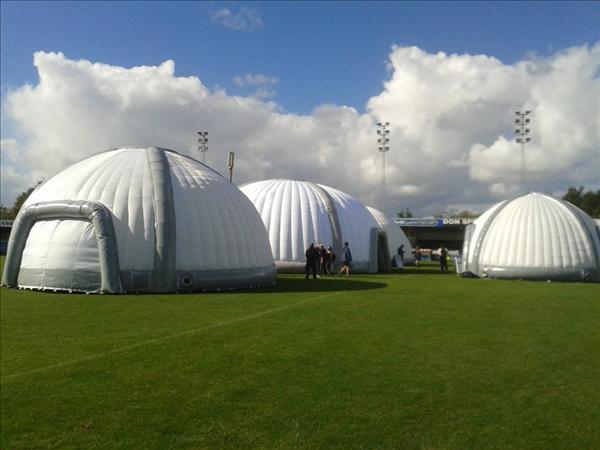 10m Opblaasbare Dome