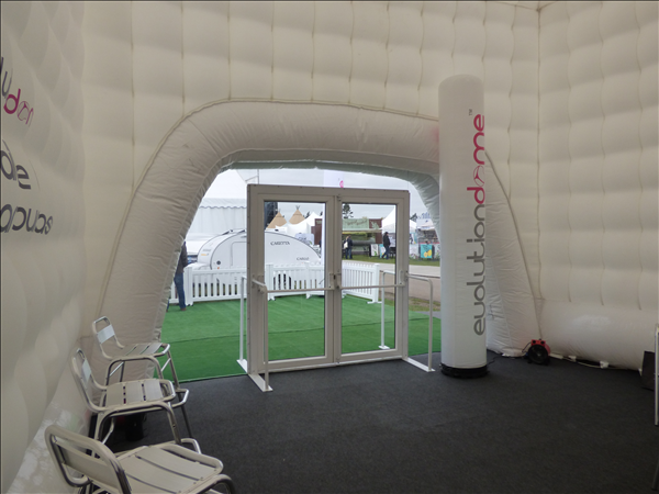 6m Cube - Pop Up Event Tent