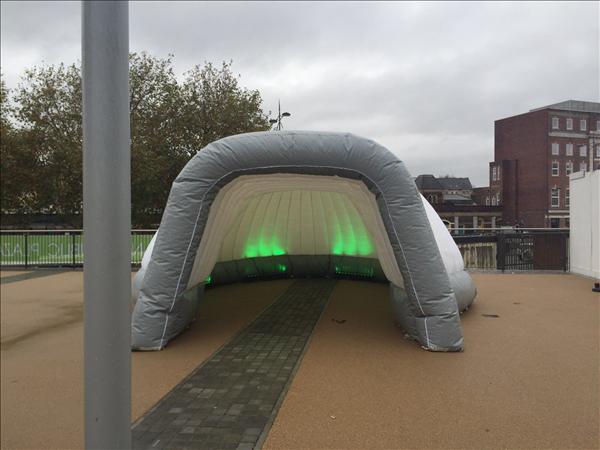 6m Dome - Beursstand & Evenement Tent