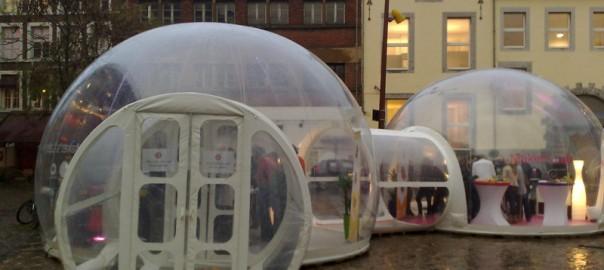 bubble dome combination