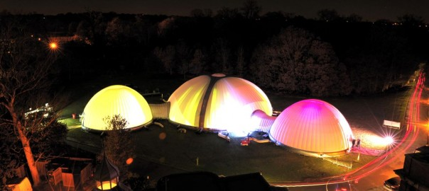 Inflatable Structure - Trident
